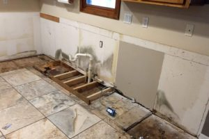 Mold+remediation+under+kitchen+sink,+kitchen+plumbing+water+damage+and+mold+removal+in+Springfield,+Missouri,+Ozark,+Missouri+and+Nixa,+Missouri