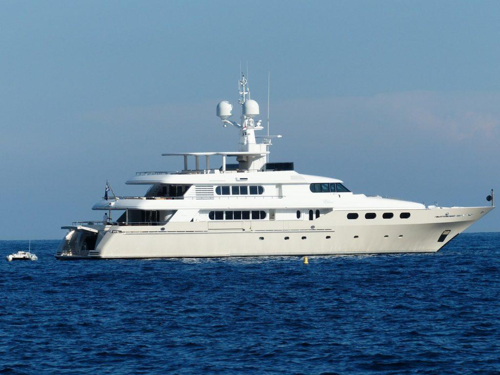 yacht, boat, ship